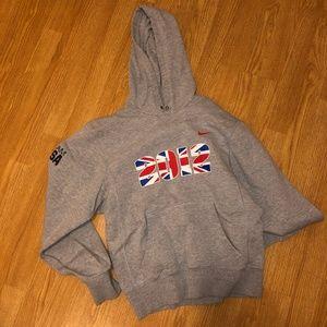 Nike London Olympics 2012 Team USA sweatshirt